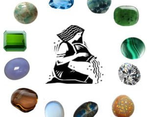 gemstone for aquarius