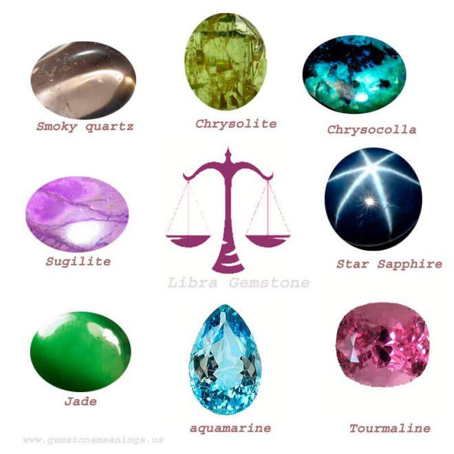 gemstone for libra