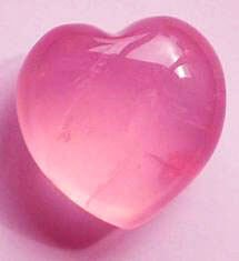 rose quart gemstone