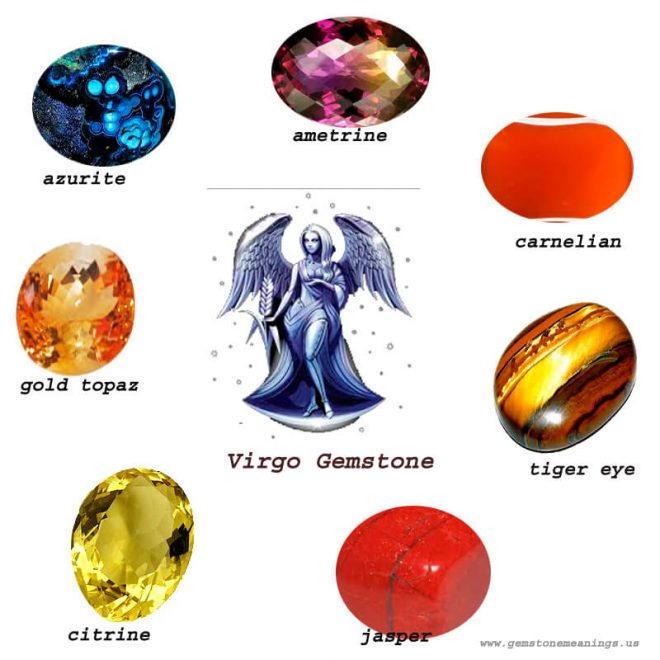 Virgo Gemstone