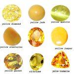 yellow gemstone names