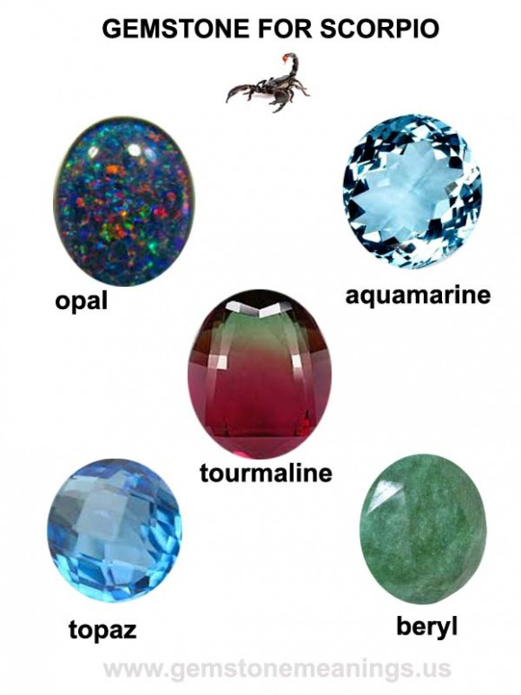 Gemstone for scorpio the lucky scorpio gemstone for Crystals and zodiac signs