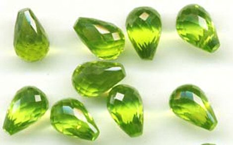 Dazzling Effect of Birthstone Color for August
