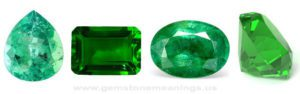 birthstone color for may