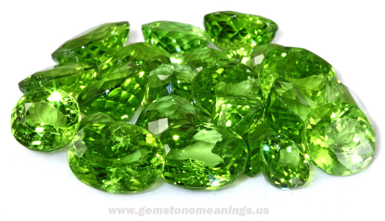 Peridot Stone Meaning : August Birthstone And Healing Uses