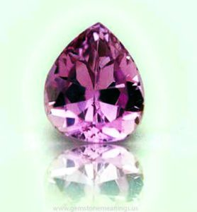 Pink Kunzite Meaning