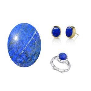 Blue Lapis Lazuli meaning