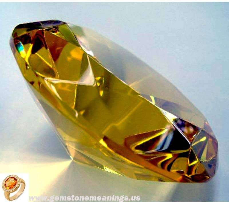 Yellow Topaz Meaning