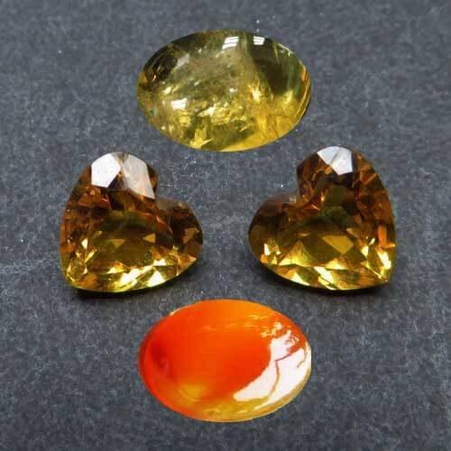 What is Citrine Gemstone Metaphysical Properties ?