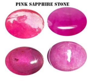 Pink sapphire meaning