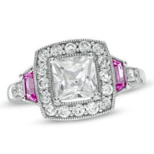 white sapphire meaning
