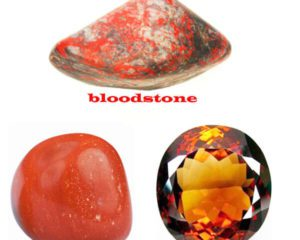 lucky stone for aries