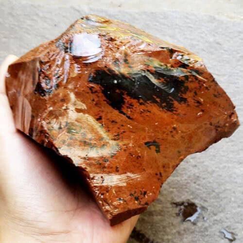Mahogany Obsidian Meaning