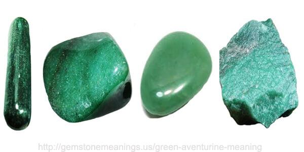 green aventurine meaning