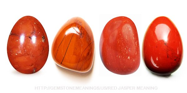 crystals jasper red gemstone hearts china heart healing