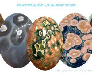 ocean jasper meaning
