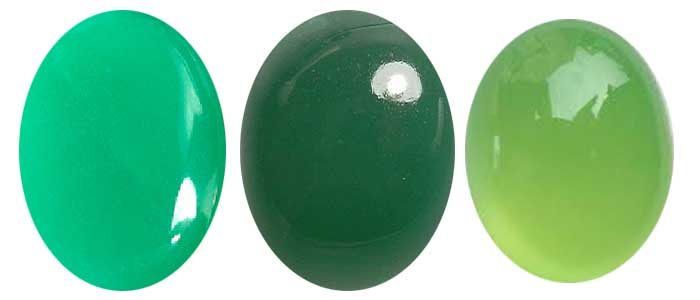 green chalcedony meaning